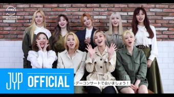 [JP] Beyond LIVE – TWICE : World in A Day (Invitation✉)
