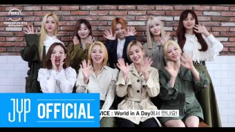 [KOR] Beyond LIVE – TWICE : World in A Day (Invitation✉)