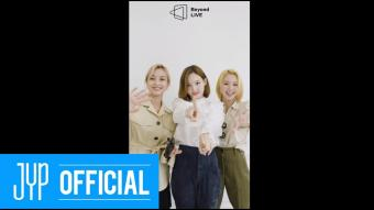 [Beyond LIVE - TWICE : World in A Day] TWICE Relay Quiz in A Day #1
