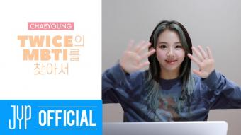 "TWICE TV ""Finding TWICE's MBTI"" EP. CHAEYOUNG"