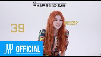 "TWICE ""MORE & MORE"" 60 Seconds Speed Interview_ SANA"