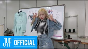 """TWICE TV """"The First Release! TWICE Fashion Club interview video"""""""